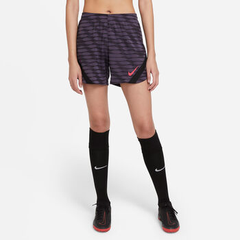 Nike Dri-FIT Strike short Dames Zwart