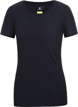 Luhta Aiskos t-shirt Dames Blauw