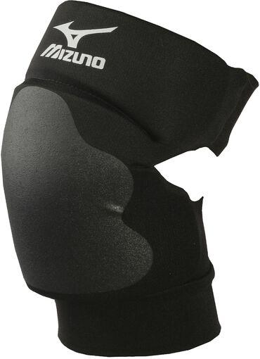 Mizuno - Open back Kpad - Unisex - Bescherming - Zwart - XXL