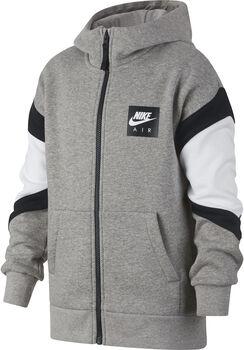 Nike Air jr hoodie Grijs