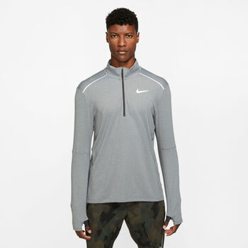Nike Element 3.0 longsleeve Heren Grijs