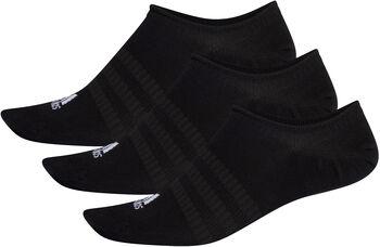 adidas No-Show sokken 3 paar Zwart