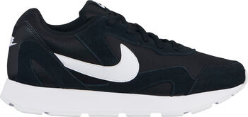 Nike Delfine sneakers Dames Zwart