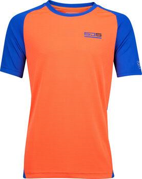 Sjeng Sports Sil jr shirt Jongens Oranje