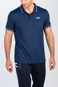 Sjeng Sports Lowie polo Heren Blauw