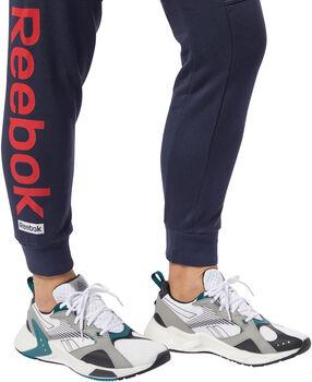 Reebok Training Essentials Linear Logo broek Dames Zwart