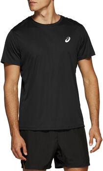 ASICS Silver shirt Heren Zwart