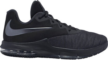 Nike Air Max Infuriate III Low basketbal schoenen Heren Zwart