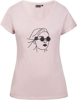 Icepeak Aneta shirt Dames Roze