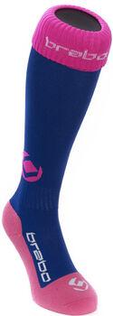 Brabo Plain hockeysokken Dames Blauw