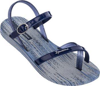 Ipanema Fashion Sandal Kids jr slippers Meisjes Blauw