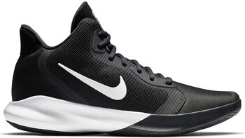 Nike Precision III basketbal schoenen Heren Zwart