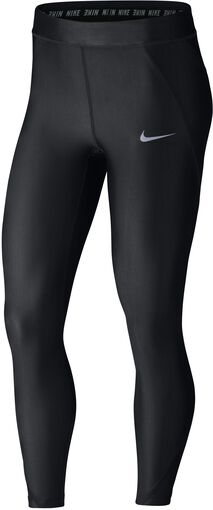 Nike - Speed 7/8 tight - Dames - Tights - Zwart - L