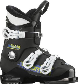 Salomon Team T3 kids skischoenen Jongens Zwart
