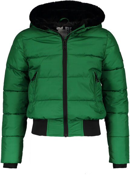 Sustainable Basic Shiny kids ski-jas
