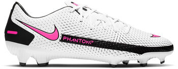 Nike Phantom GT Academy FG/MG voetbalschoenen Wit