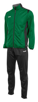 Hummel Paris Polyester Suit Heren Groen