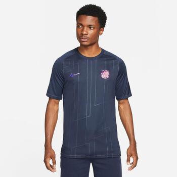 Nike FC Barcelona Dri-FIT uitshirt 21/22 Heren Blauw