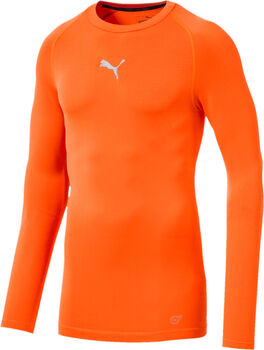 Puma FTBLNXT Baselayer longsleeve Heren Oranje