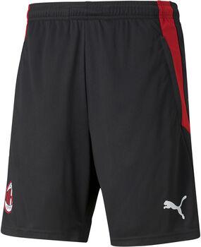 Puma AC Milan trainingsshort 21/22 Heren Zwart