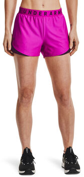 Under Armour Wo Play Up 3.0 short Dames Rood