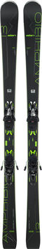 elan Amphibio 13 TI Power Shift ski's Heren Neutraal