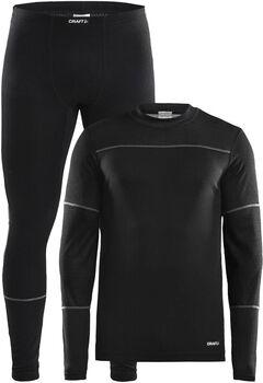Craft onderkleding set Heren Zwart