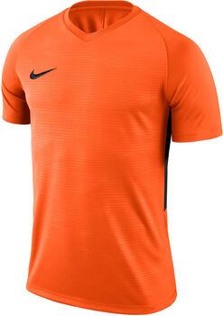 Nike Dry Tiempo Premium shirt Oranje
