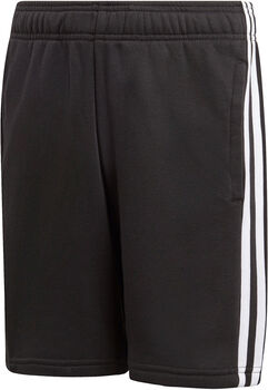 adidas Essentials 3-Stripes Knit short Zwart