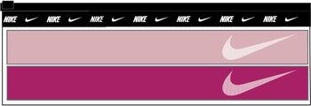 Nike Pouch hoofdband 2-pack Roze