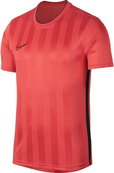 Nike Breathe Academy shirt Heren Oranje