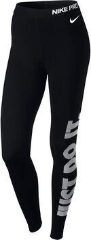 Nike Pro Warm tight Dames Zwart