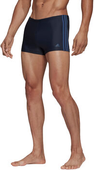 adidas Fit 3S zwemboxer Heren Blauw