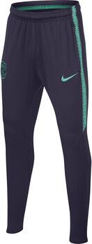 Nike FC Barcelona Dry Squad jr broek Paars