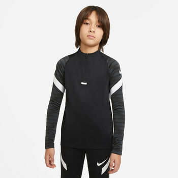 Nike Dri-FIT Strike Drill top Zwart
