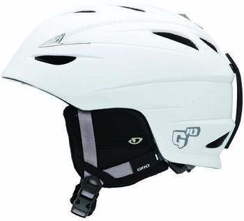 Giro G9 skihelm Heren Wit