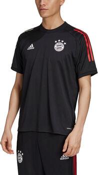 adidas FC Bayern München Training Voetbalshirt 20/21 Heren Zwart