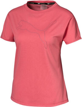 Puma Cat shirt Dames Roze