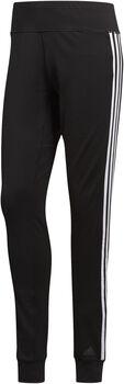 Adidas D2B 3Stripes Cuff broek Dames Zwart