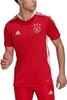 adidas Ajax Tiro trainingsshirt 21/22 Heren Rood