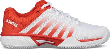 K-Swiss Express Light tennisschoenen Dames Wit