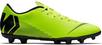 Nike Vapor 12 Club MG voetbalschoenen Heren Geel
