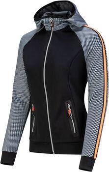 Sjeng Sports Kaira hoodie Dames Zwart