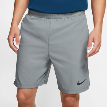 Nike Pro Flex Short Heren Grijs