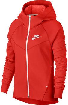 Nike Sportswear Tech Fleece  Dames Rood