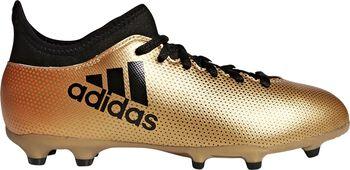 Adidas X17.3 FG jr voetbalschoenen Zwart