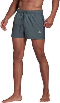 adidas Classic 3-Stripes Zwemshort Heren Blauw