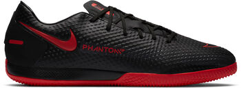 Nike Phantom GT Academy zaalvoetbalschoenen Zwart