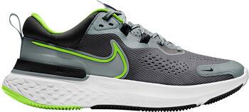 Nike React Miler 2 hardloopschoenen Heren Grijs