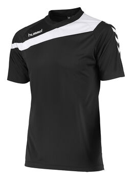 Hummel Elite T-shirt Heren Zwart